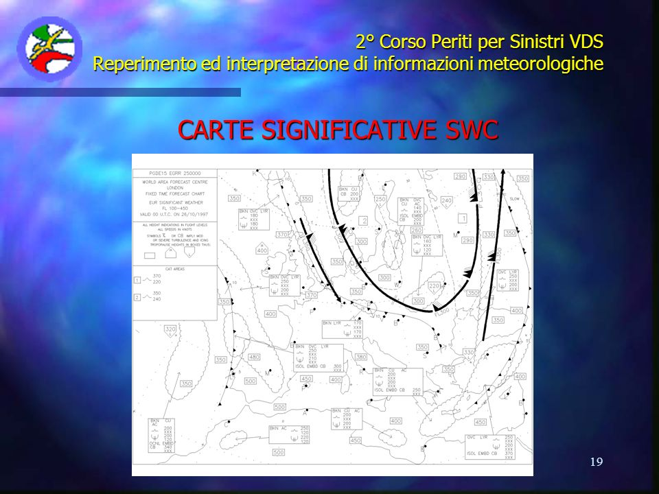 CARTE SIGNIFICATIVE SWC