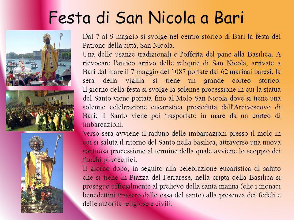 Festa di San Nicola a Bari