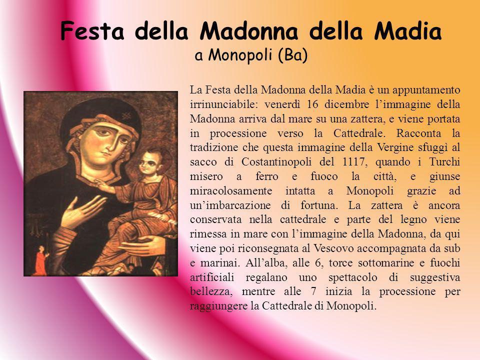 Festa della Madonna della Madia