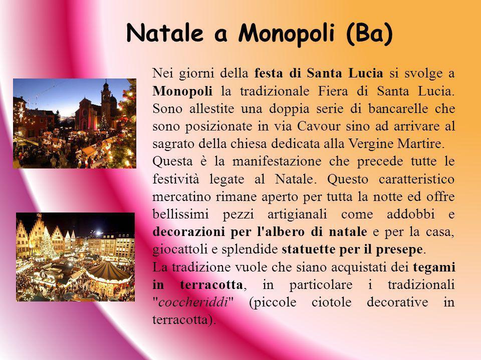 Natale a Monopoli (Ba)