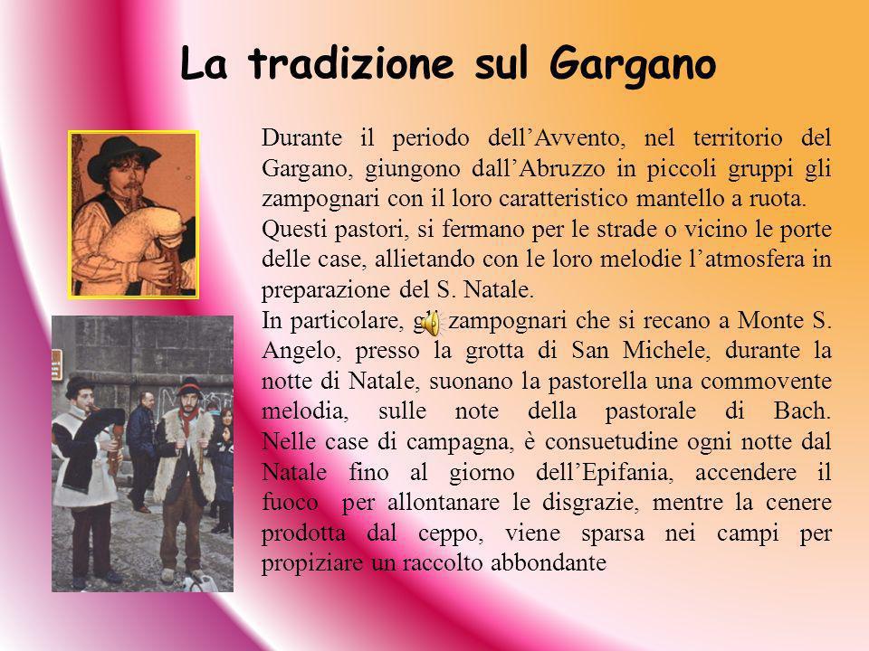 La tradizione sul Gargano