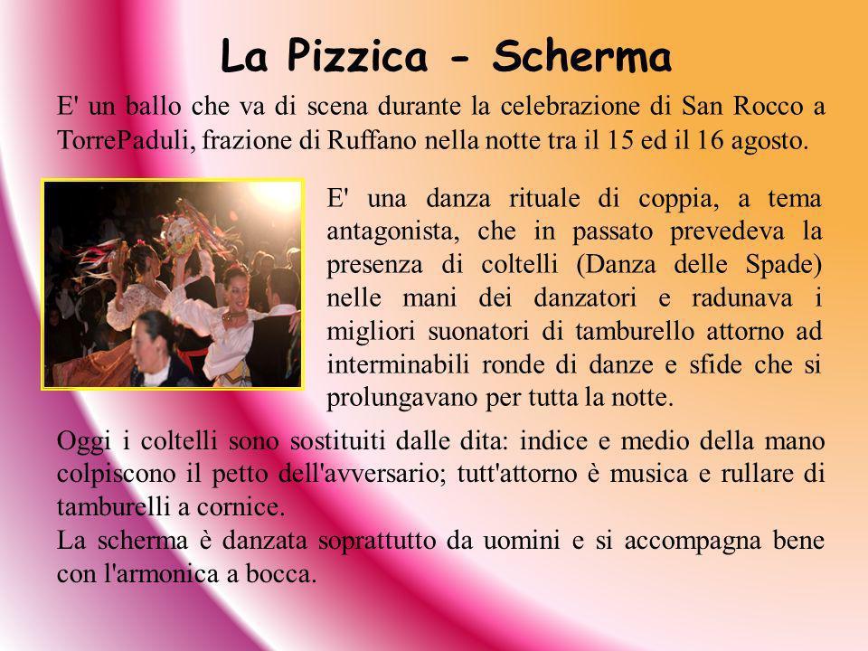 La Pizzica - Scherma
