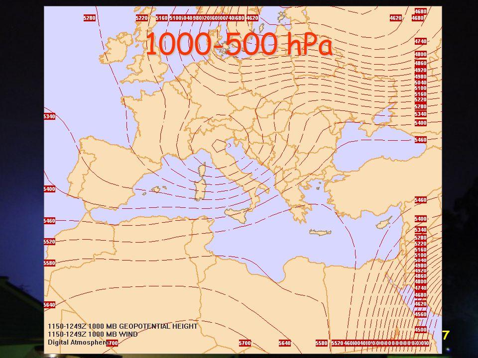 1000-500 hPa Vittorio Villasmunta