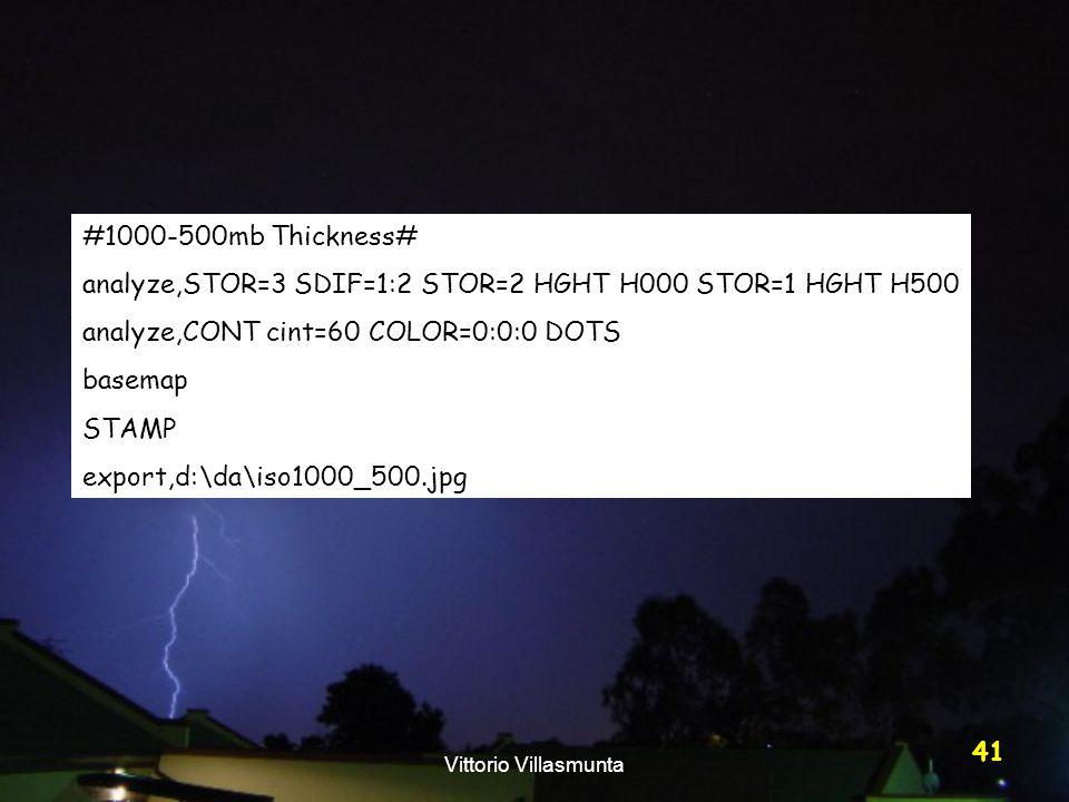 analyze,STOR=3 SDIF=1:2 STOR=2 HGHT H000 STOR=1 HGHT H500
