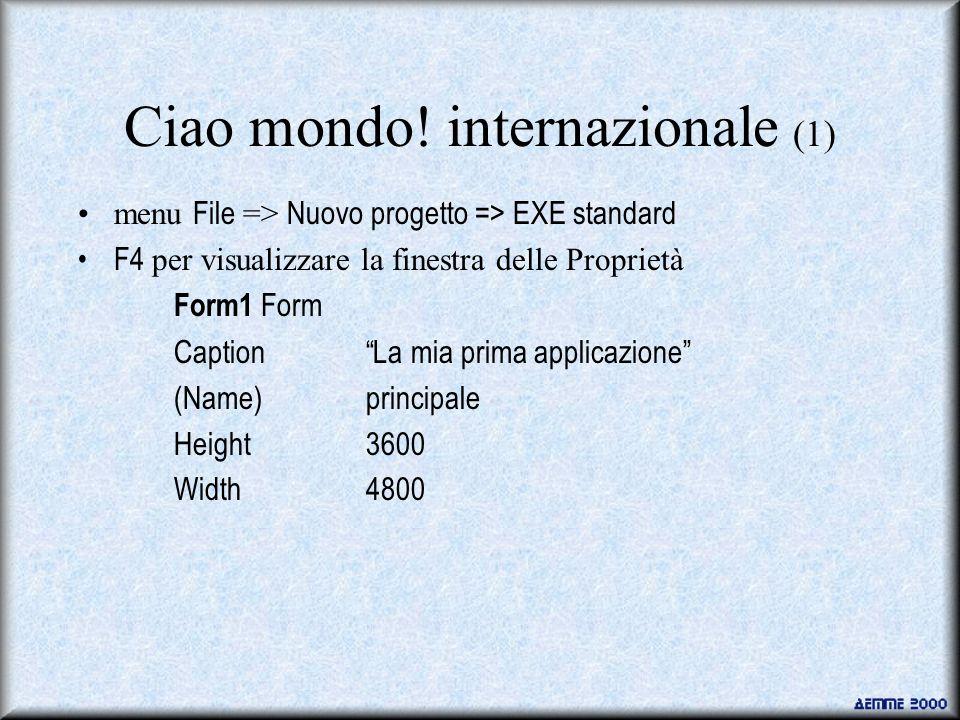 Ciao mondo! internazionale (1)