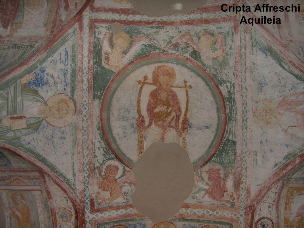 Cripta Affreschi Aquileia
