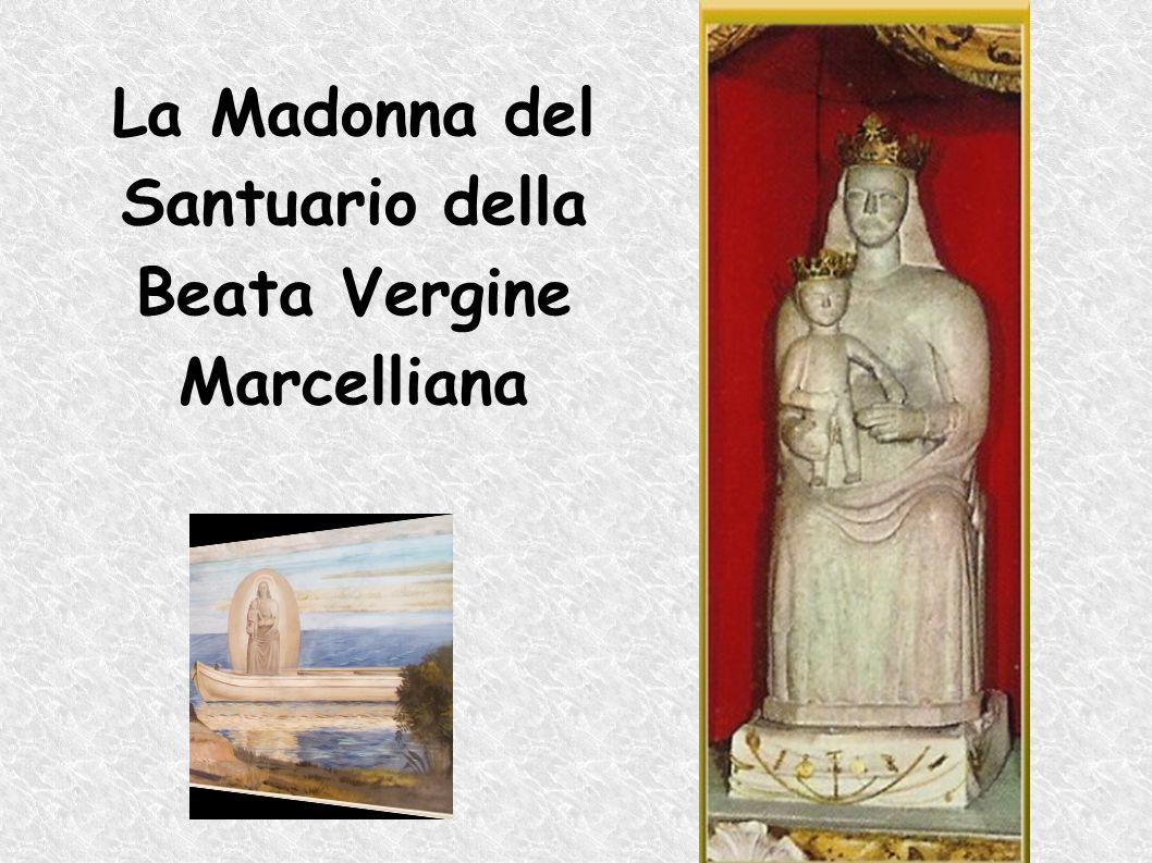 La Madonna del Santuario della Beata Vergine Marcelliana