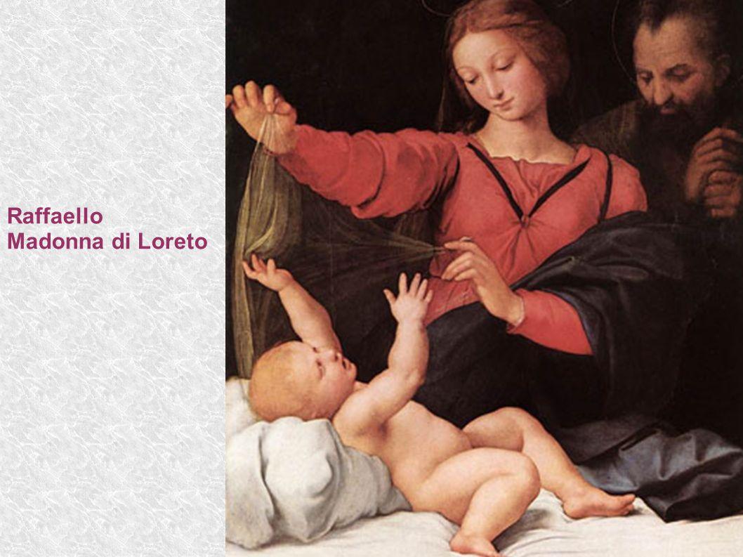 Raffaello Madonna di Loreto