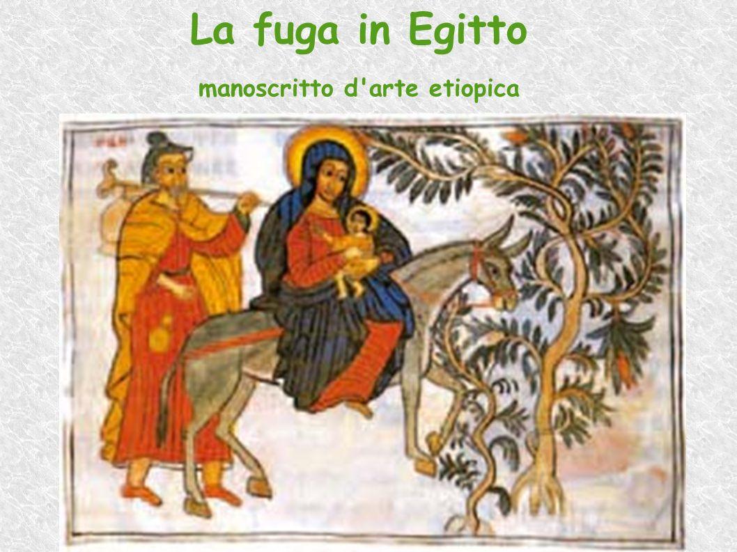 manoscritto d arte etiopica