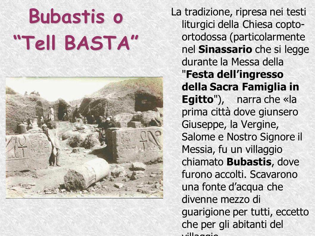 Bubastis o Tell BASTA