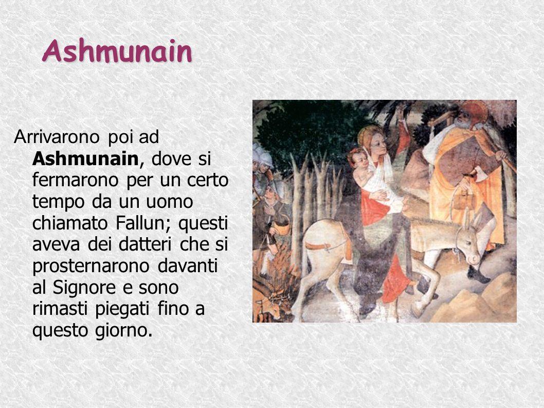 Ashmunain