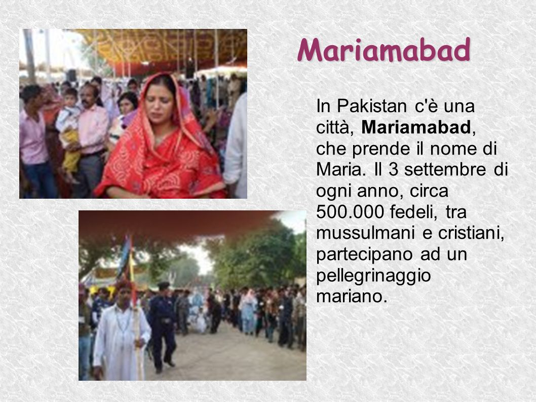 Mariamabad