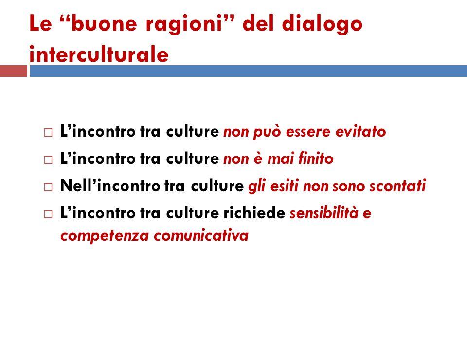 Le buone ragioni del dialogo interculturale