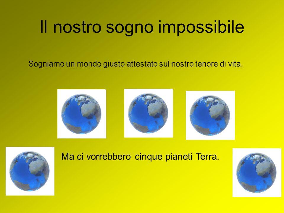 Il nostro sogno impossibile