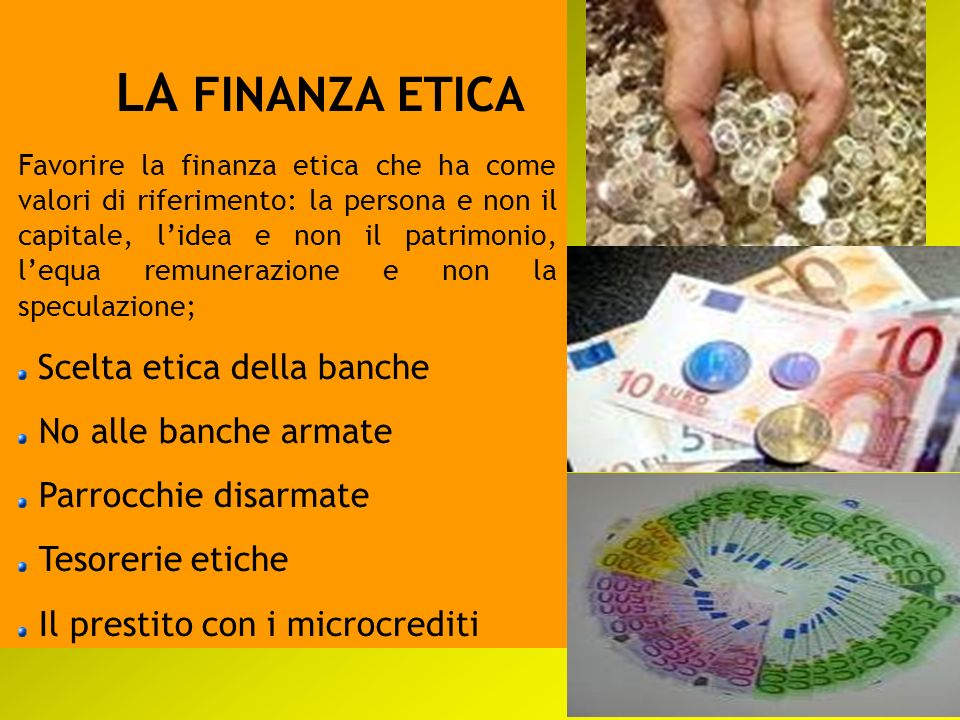 Il prestito con i microcrediti