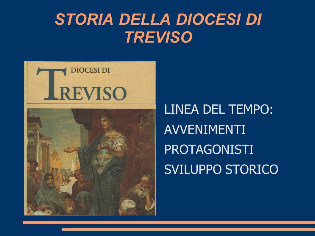 STORIA DELLA DIOCESI DI TREVISO