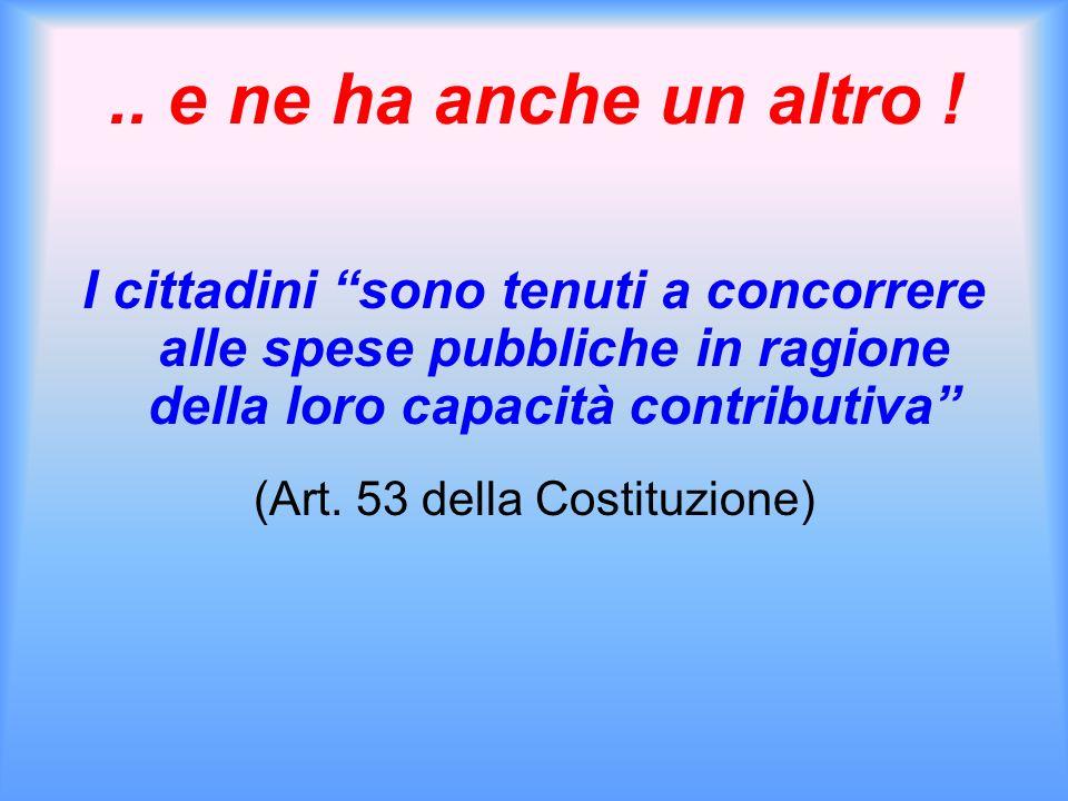 (Art. 53 della Costituzione)