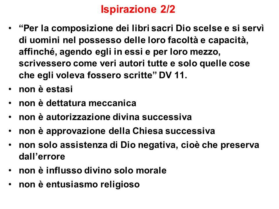 Ispirazione 2/2