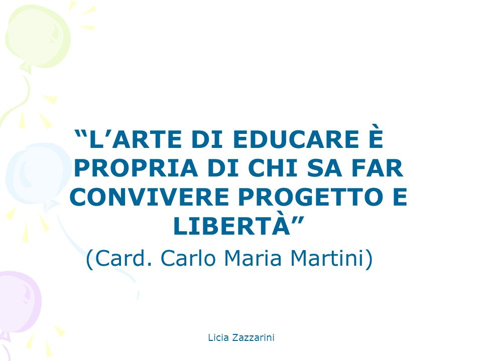 (Card. Carlo Maria Martini)