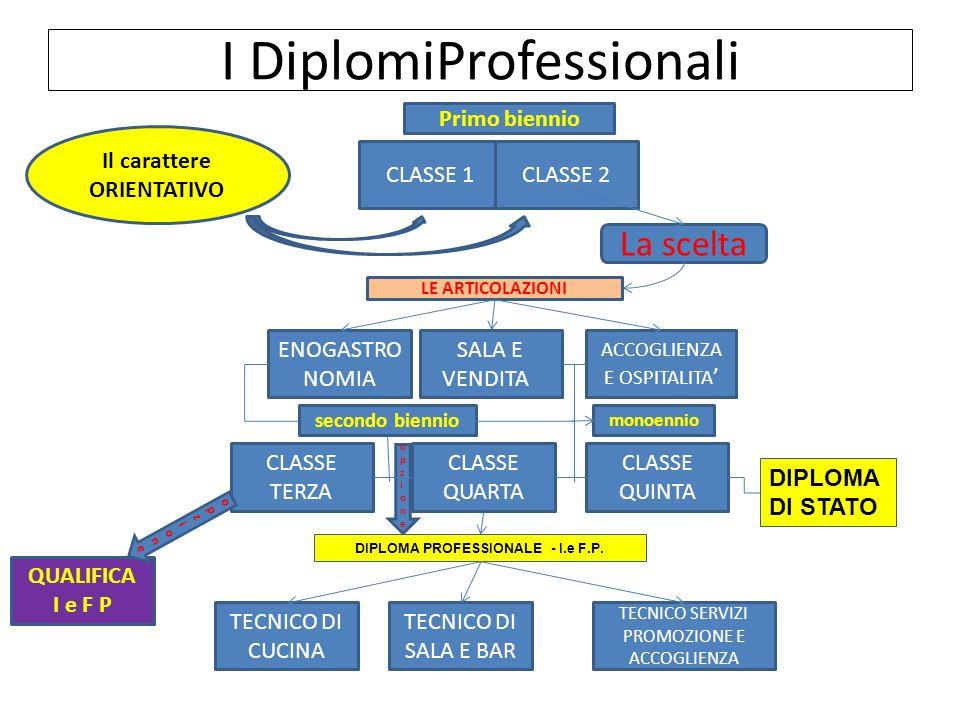 I DiplomiProfessionali