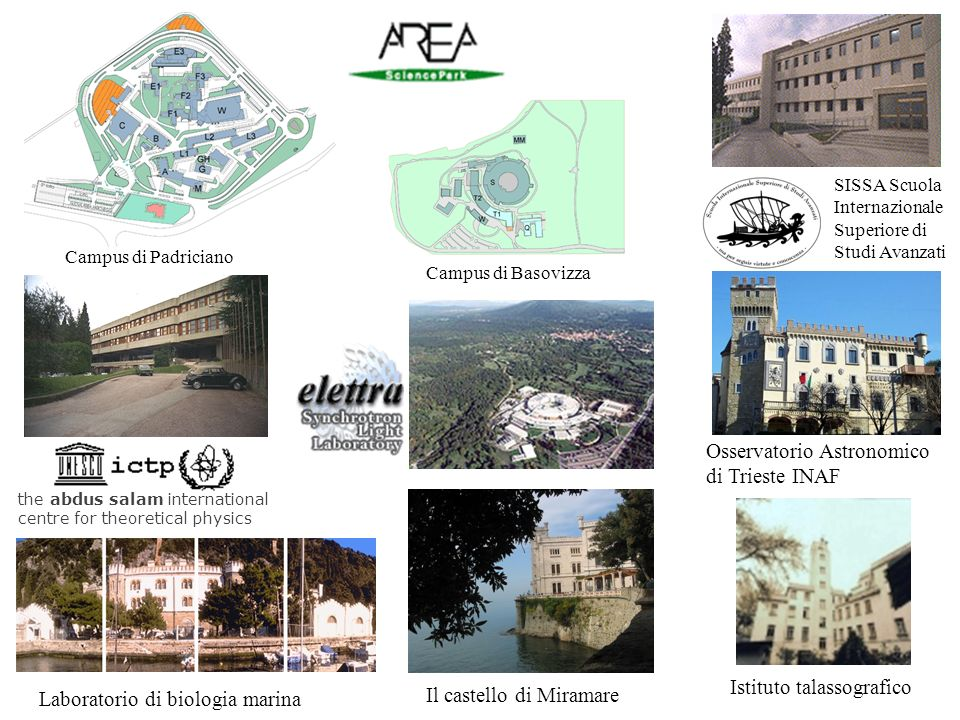 Osservatorio Astronomico di Trieste INAF