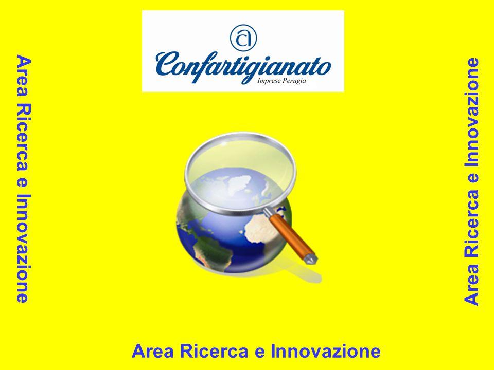 Area Ricerca e Innovazione Area Ricerca e Innovazione