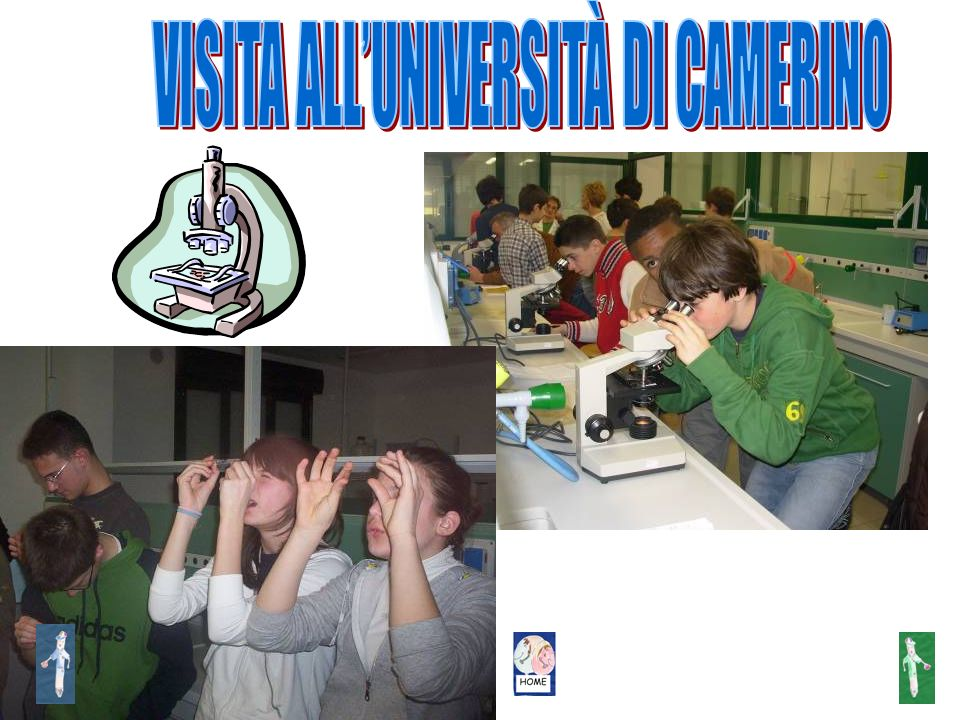 VISITA ALL'UNIVERSITÀ DI CAMERINO