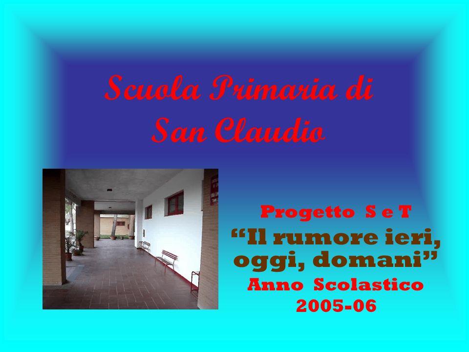 Scuola Primaria di San Claudio