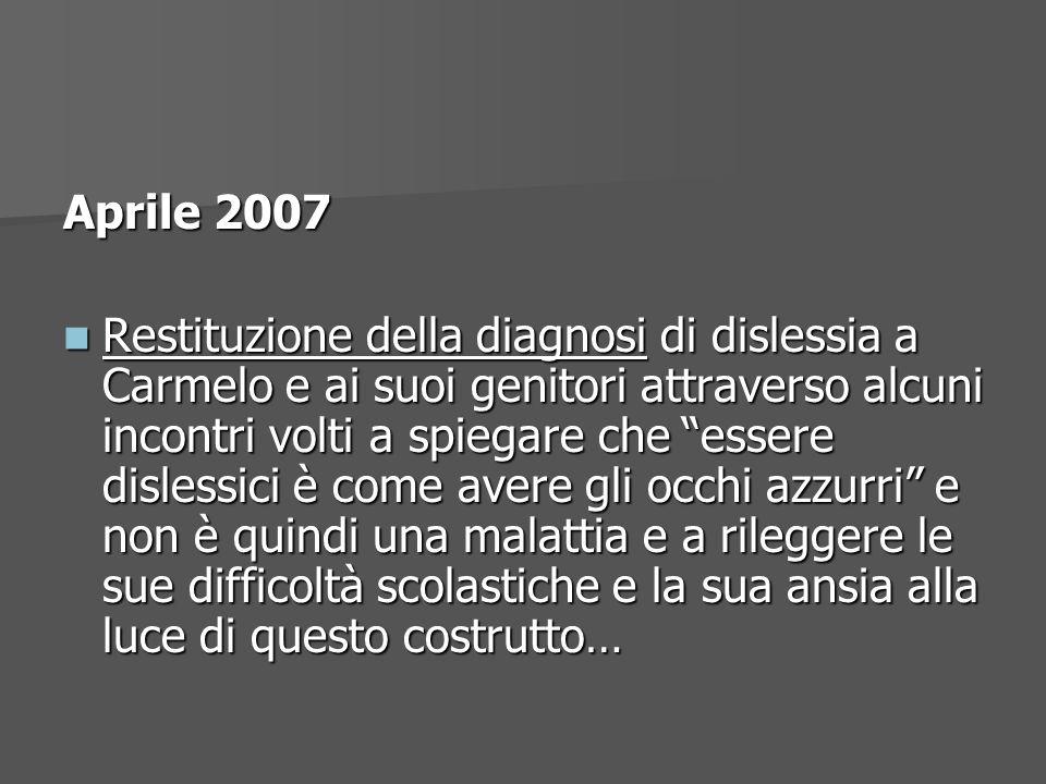 Aprile 2007