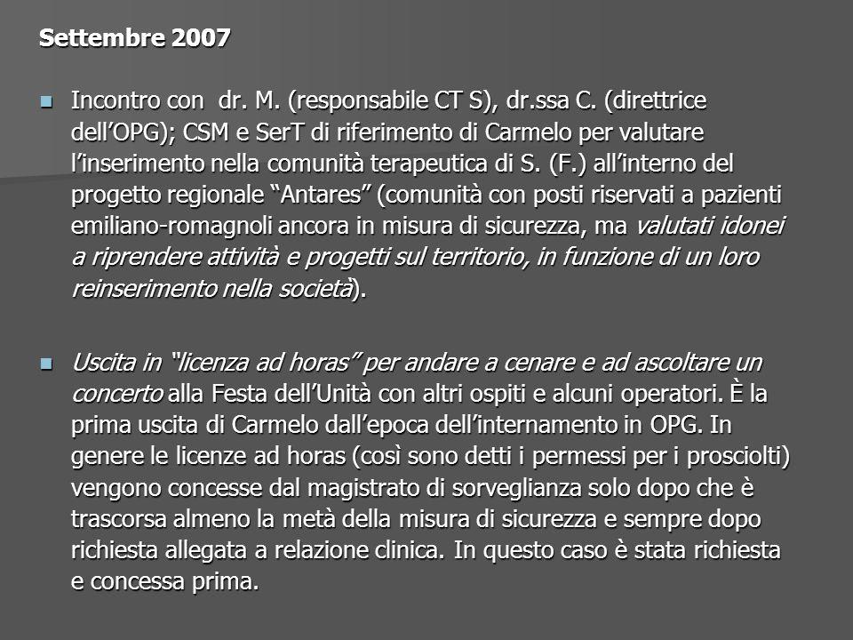 Settembre 2007