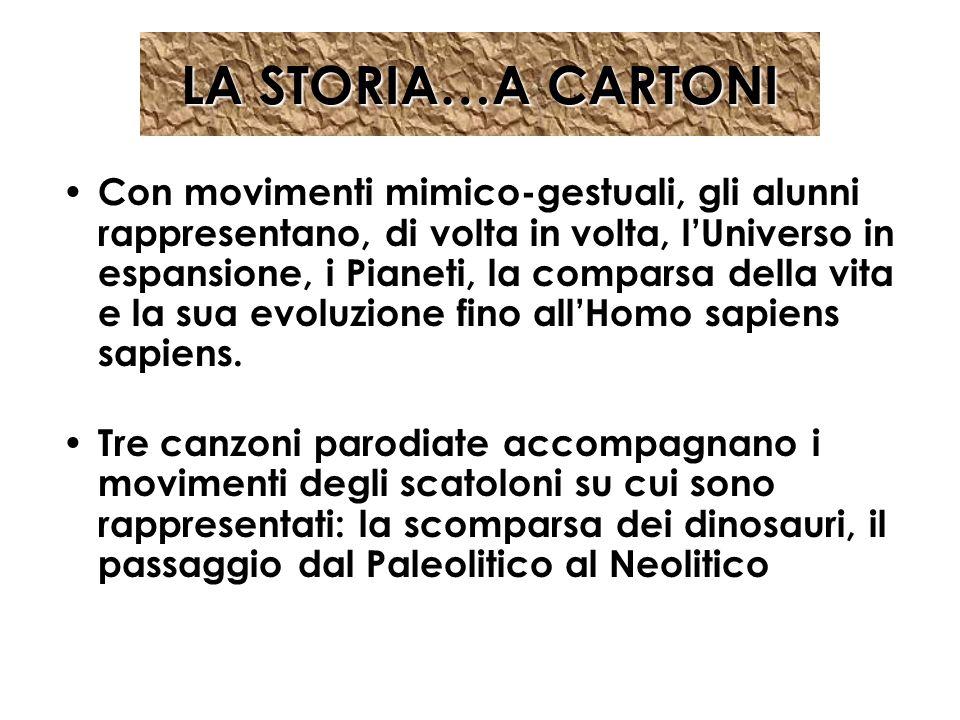 LA STORIA…A CARTONI