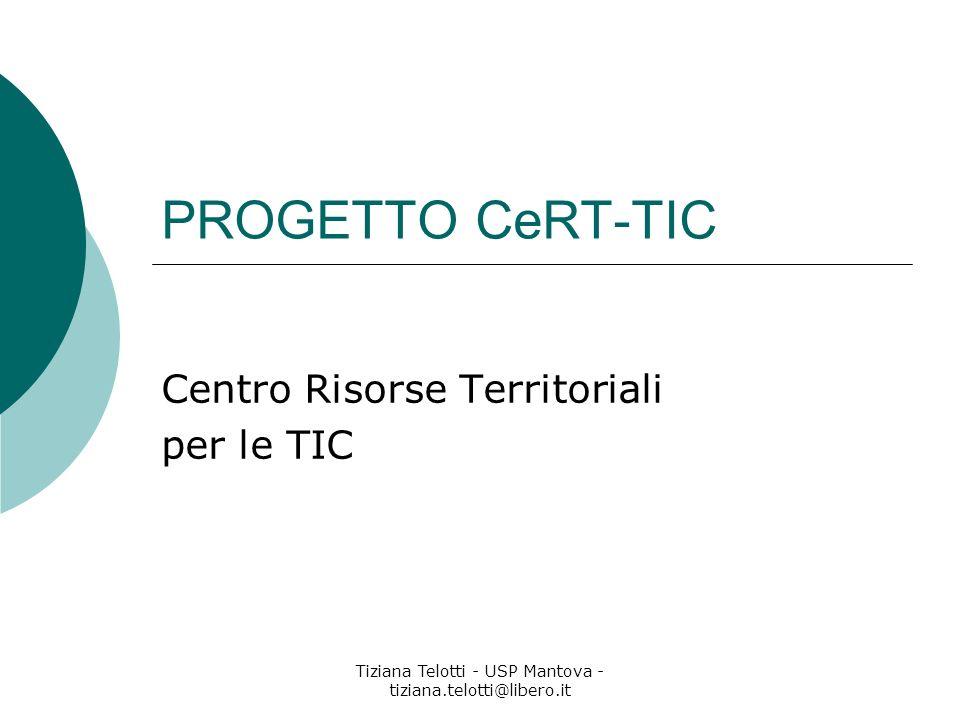 Centro Risorse Territoriali per le TIC