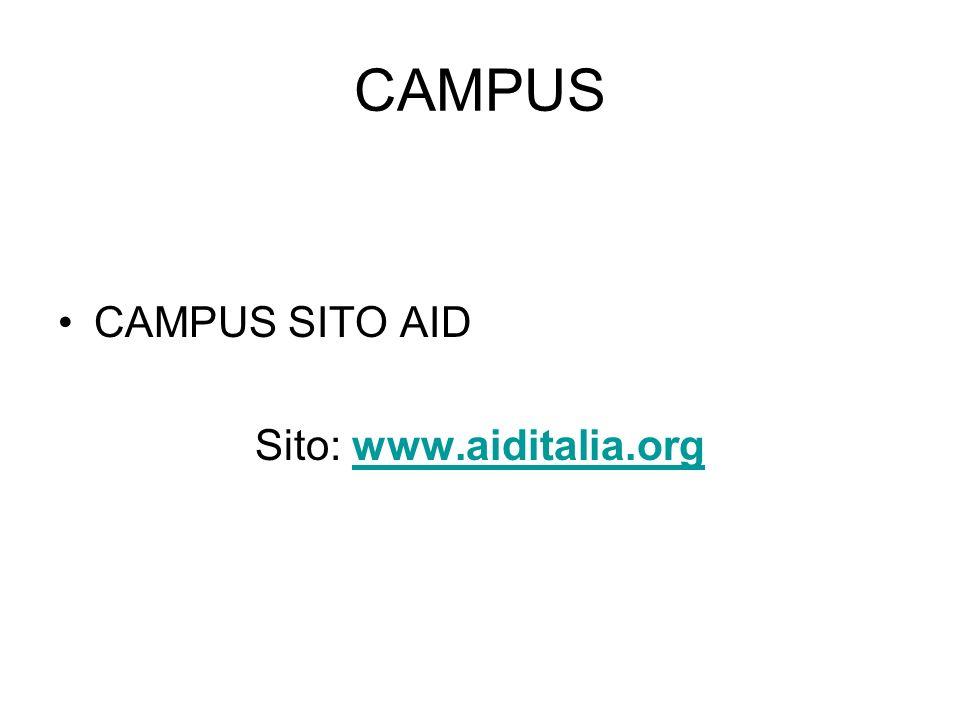 Sito: www.aiditalia.org