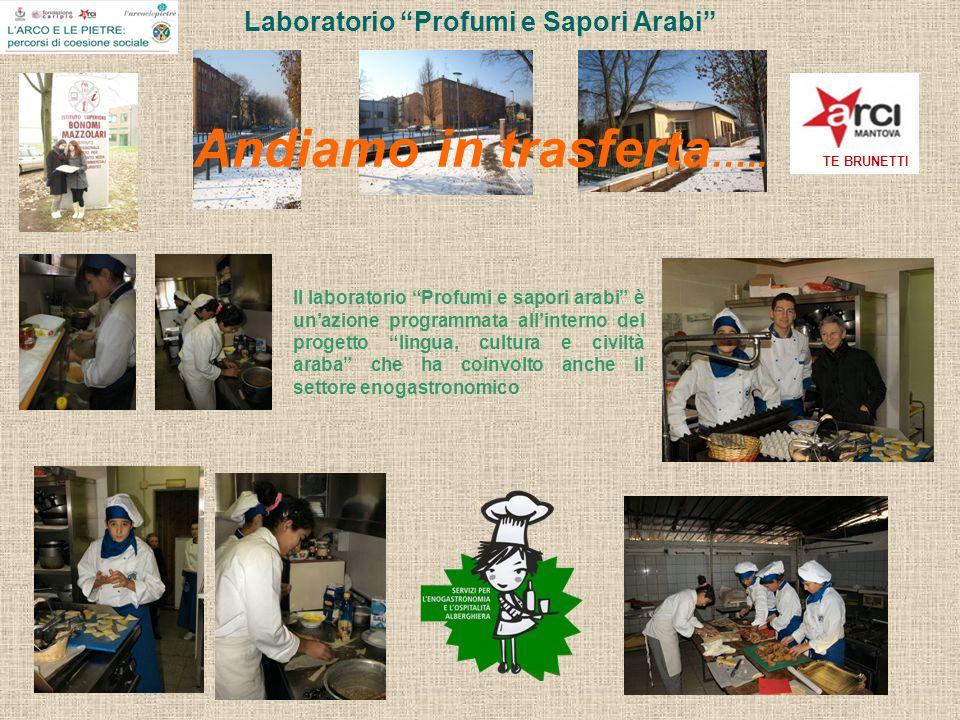 Laboratorio Profumi e Sapori Arabi