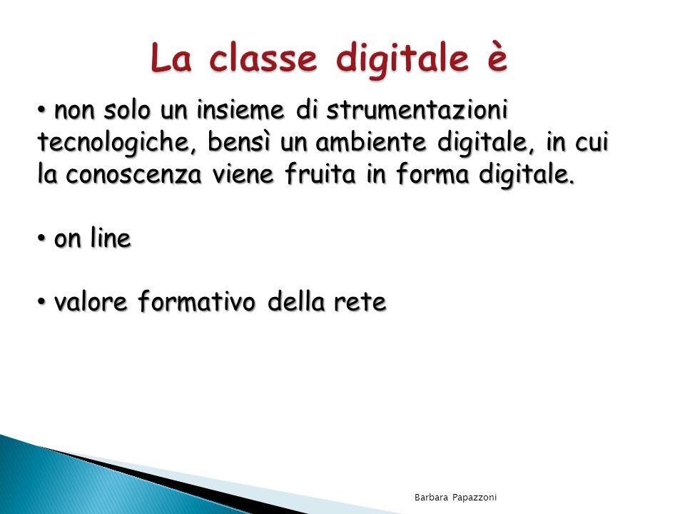 La classe digitale è