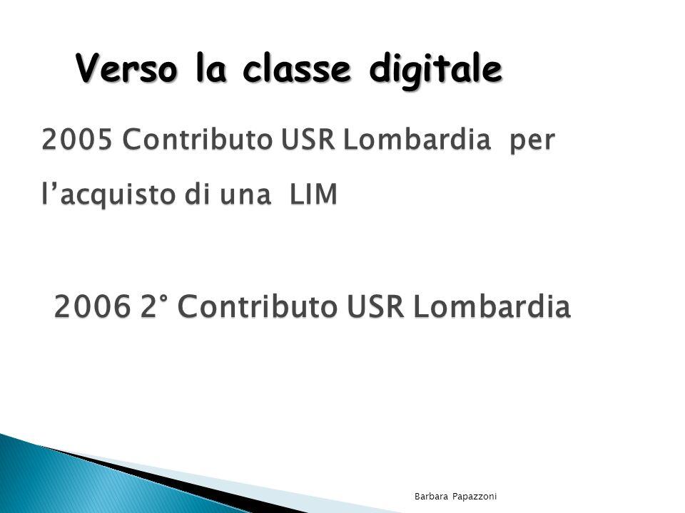 Verso la classe digitale