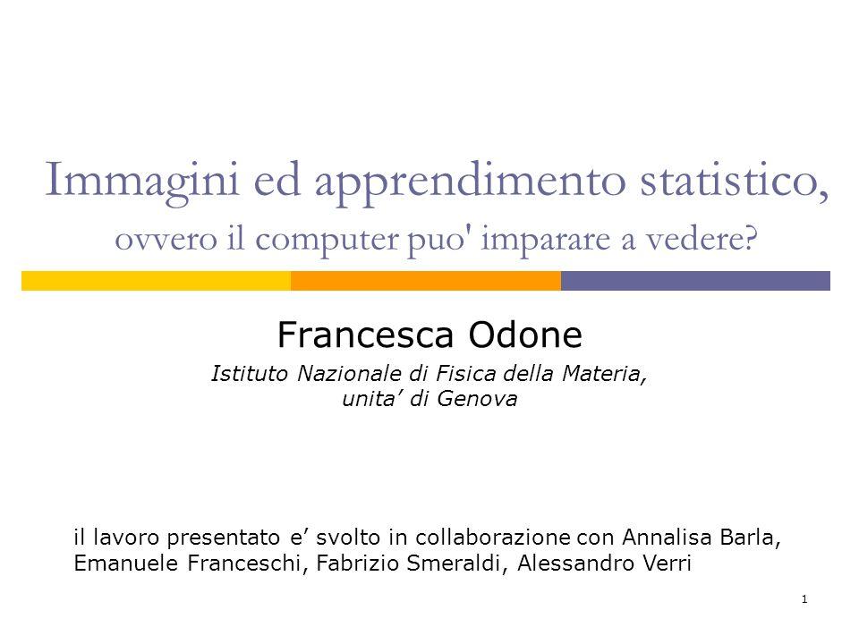 Istituto Nazionale di Fisica della Materia, unita' di Genova