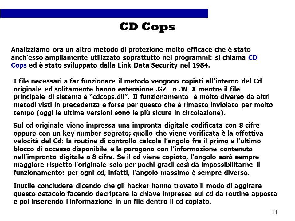 CD Cops
