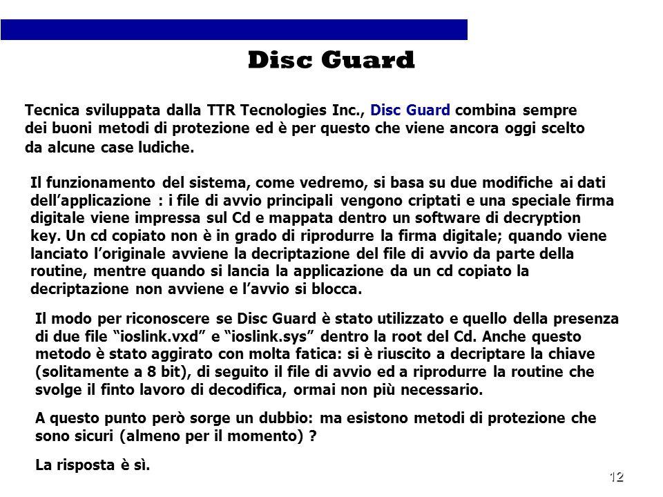 Disc Guard