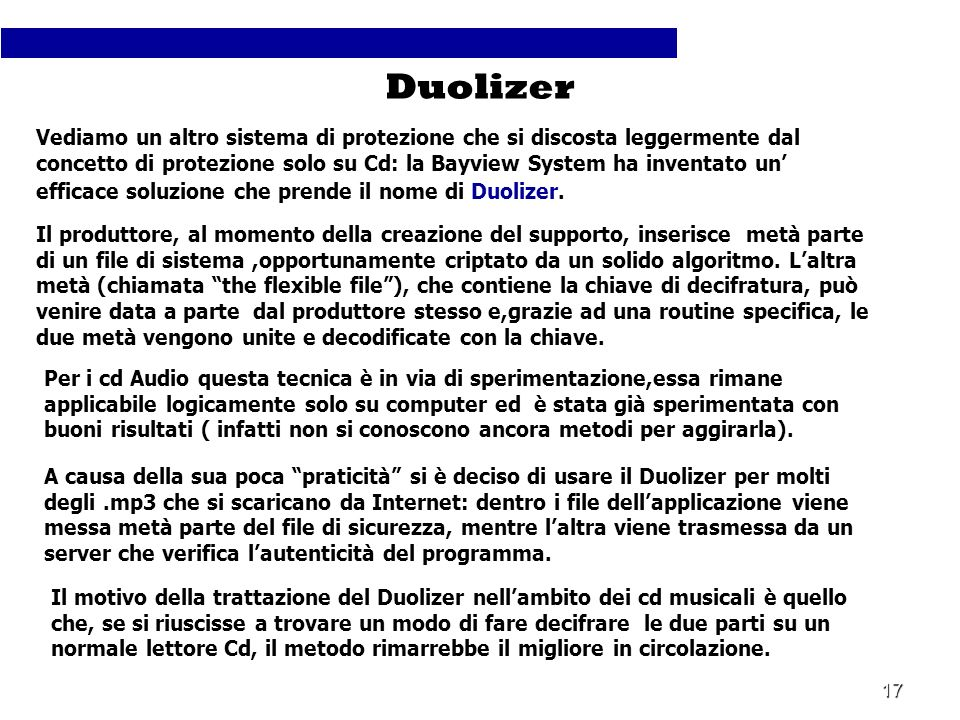 Duolizer