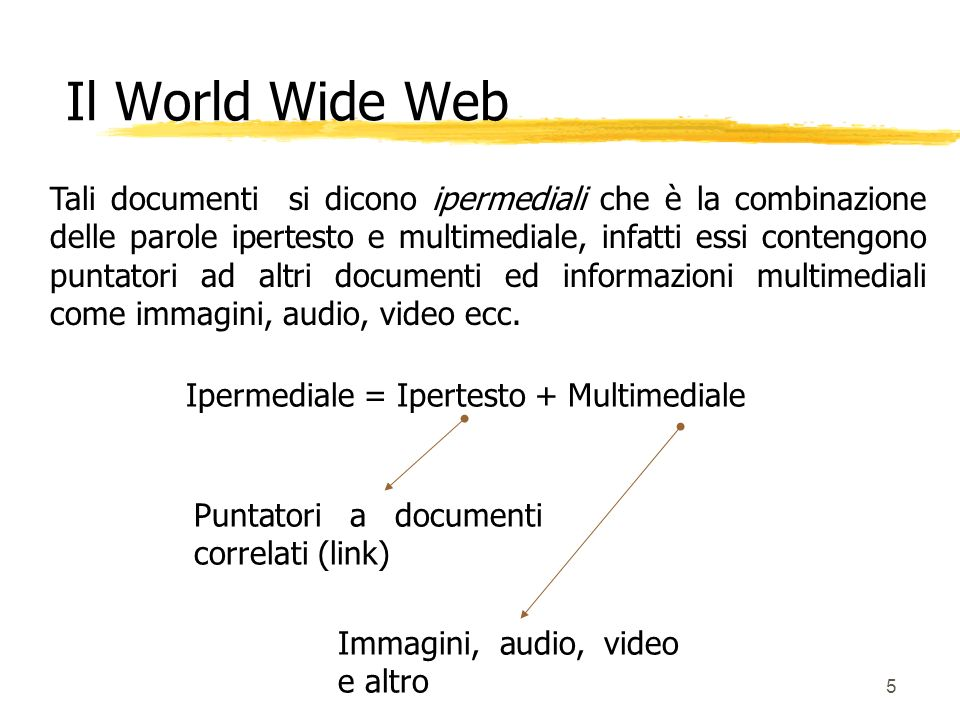 Il World Wide Web