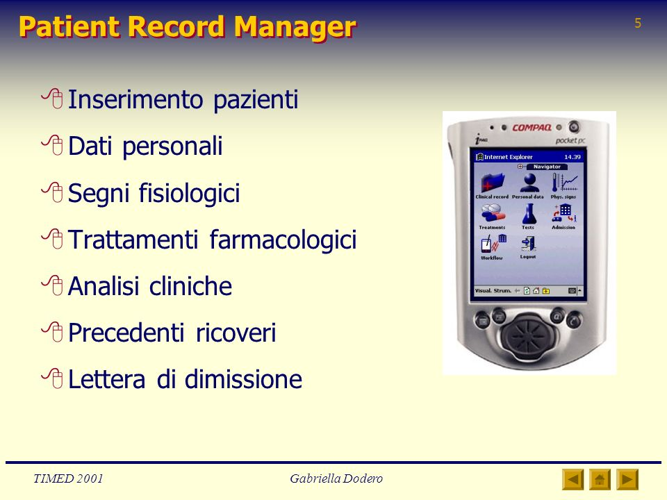 Patient Record Manager