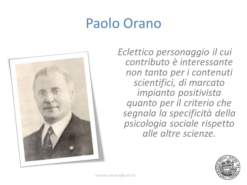 Paolo Orano