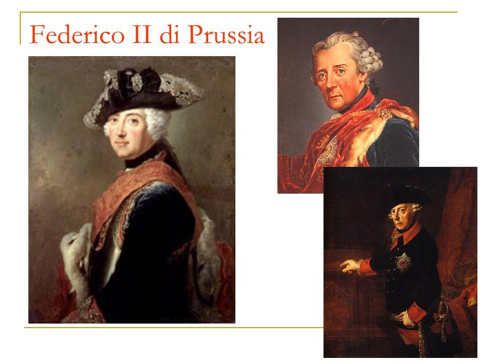 Federico II di Prussia