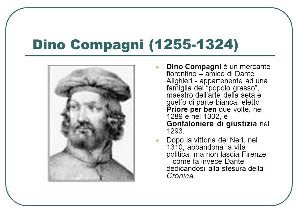 Dino Compagni (1255-1324)