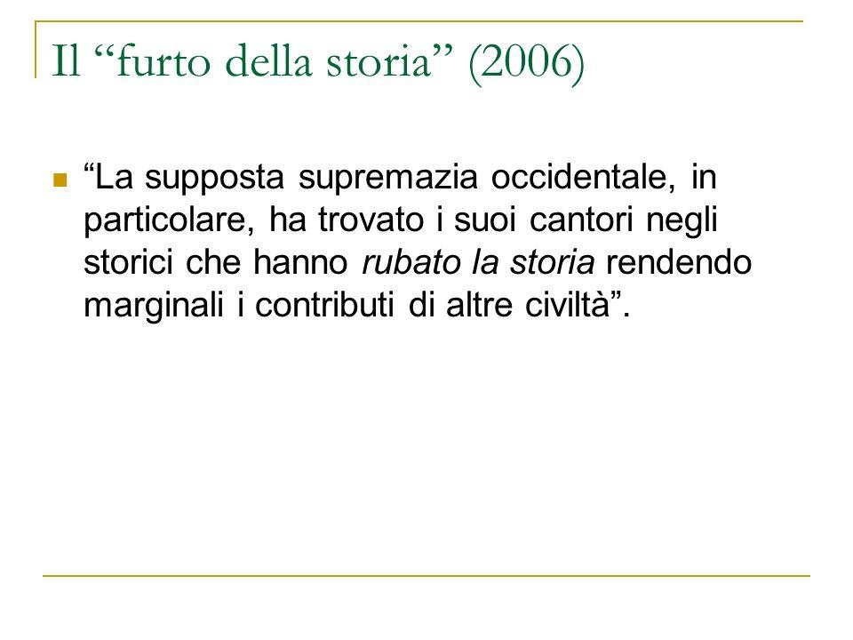 Il furto della storia (2006)
