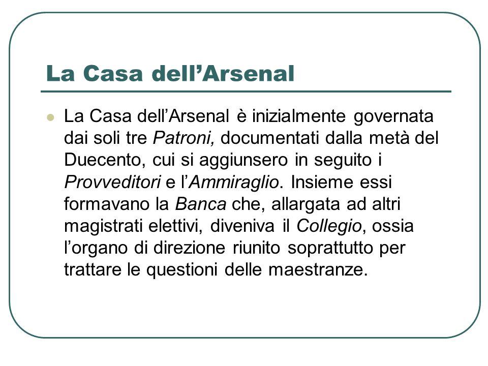 La Casa dell'Arsenal