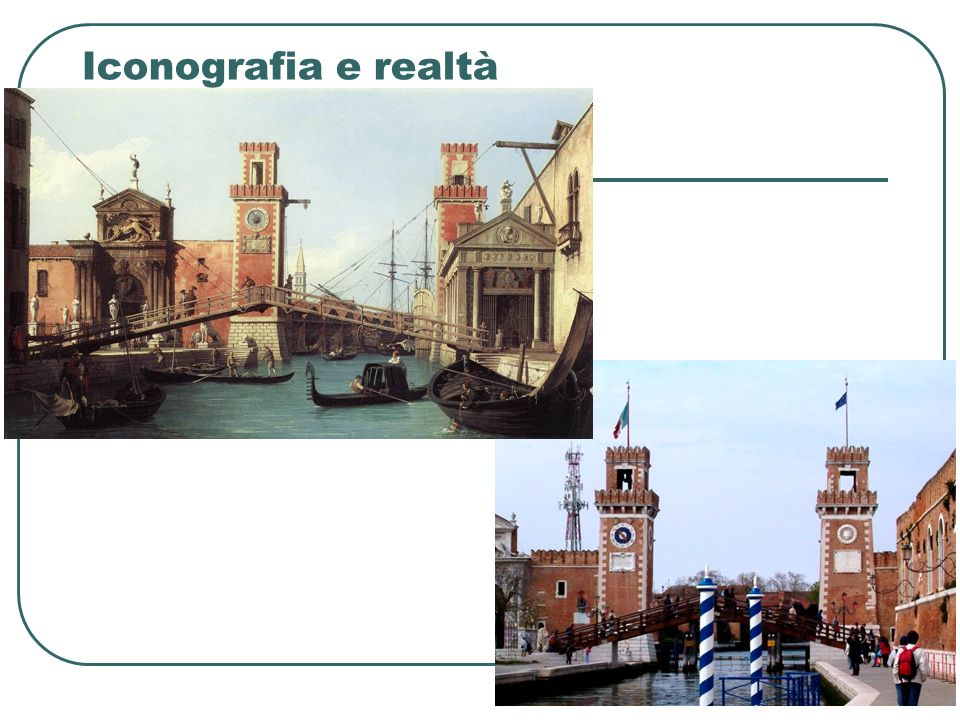 Iconografia e realtà
