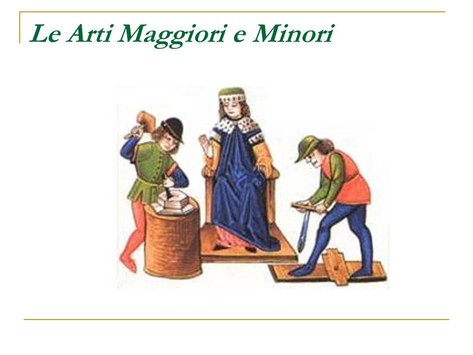 Le Arti Maggiori e Minori