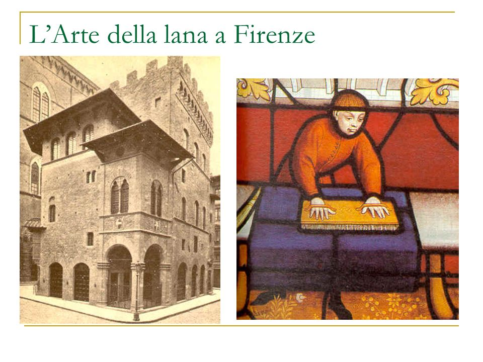 L'Arte della lana a Firenze